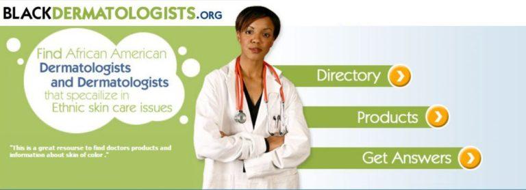 Black Dermatologist Directory